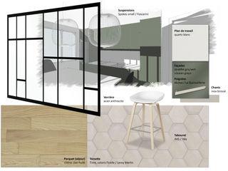 Appartement familial - Levallois / 130 m² A comme Archi