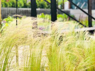 MASALKÖY öZEL KONUT Peyzaj Projelendirme ve Uygulama & Landscaping project and application konseptDE Peyzaj Fidancılık Tic. Ltd. Şti. Rustik Bahçe