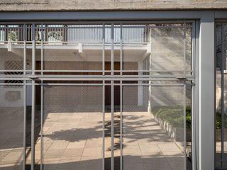 Kali Arquitetura Eengezinswoning IJzer / Staal