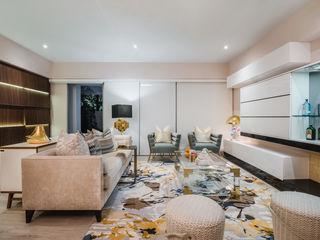 Luis Escobar Interiorismo Salones modernos