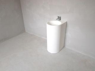 SURFACED 창조 BathroomSinks White