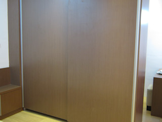 The Edge POWL Studio BedroomWardrobes & closets
