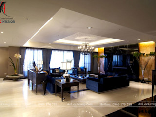 Nội Thất An Lộc Modern style media rooms