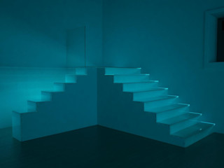 Siller Treppen/Stairs/Scale 樓梯 玻璃 White