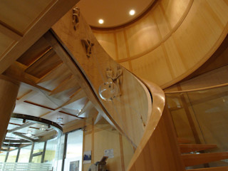 Siller Treppen/Stairs/Scale 樓梯 木頭 Wood effect