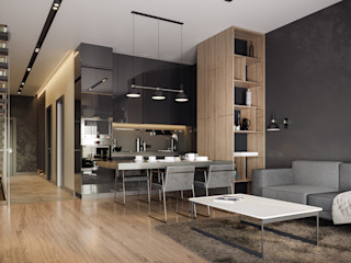 Architectural 3D Visualization and Rendering