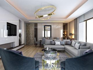 MİNERVA MİMARLIK Living roomAccessories & decoration
