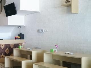 Equator.Architect ミニマルなレストラン
