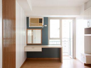 Desk / Vanity, Master Bedroom Structura Architects