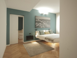 luigi bello architetto غرفة نوم