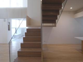 何侯設計 Ho + Hou Studio Architects Escaleras