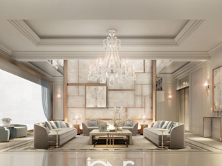 Mid Century Modern Living Room Design Ideas for 2019 IONS DESIGN Living room Marble Grey