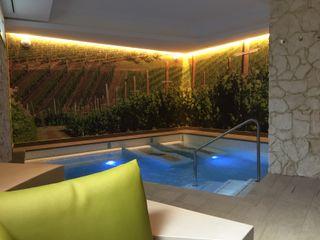 LA VIGNA SPA Studio Stefano Pediconi Hotel moderni