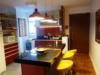 Arquitetura FPA Cocinas de estilo moderno