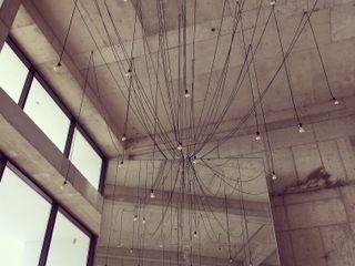 캐러멜라운지 客廳 水泥 Grey