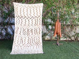 BOHOZOO Walls & flooringCarpets & rugs Wol Beige