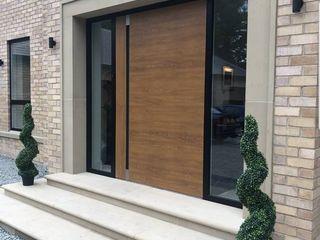 Pivot Doors RK Door Systems Modern style doors