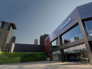 Vertical Garden - Jardim Vertical e Paisagismo Corporativo Car Dealerships