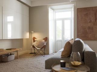 MUDA Home Design Salas de estilo escandinavo