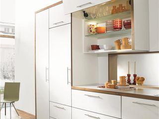Remodelar Proyectos Integrales CocinaAlmacenamiento Hierro/Acero Metálico/Plateado