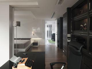 K HOUSE 形構設計 Morpho-Design 臥室