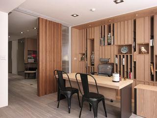 Yongchun MIX 形構設計 Morpho-Design 書房/辦公室
