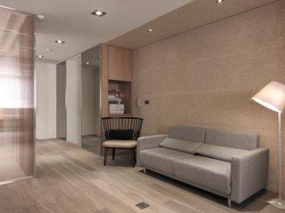 Yongchun MIX 形構設計 Morpho-Design 现代客厅設計點子、靈感 & 圖片