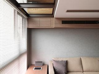 光透 形構設計 Morpho-Design 现代客厅設計點子、靈感 & 圖片