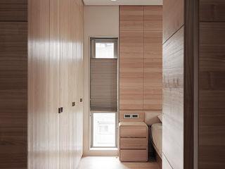 水平之家 形構設計 Morpho-Design 臥室