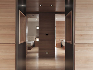 水平之家 形構設計 Morpho-Design 更衣室
