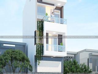 Công ty xây dựng nhà đẹp mới Dom jednorodzinny