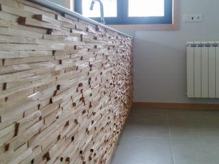 Home Recover Muebles de cocinas Acabado en madera