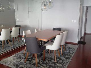 Alicia Ibáñez Interior Design Modern dining room