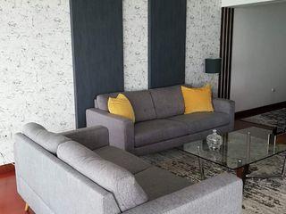 Alicia Ibáñez Interior Design Modern living room