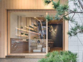 養食 Living-a-better-life Organic Grocery 理絲室內設計有限公司 Ris Interior Design Co., Ltd. 前門 木頭 Wood effect
