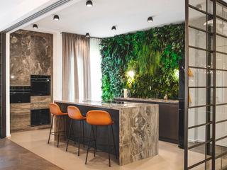 MODO Architettura Eclectic style kitchen