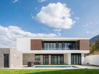 Grupo Loop Construcción Modern Houses