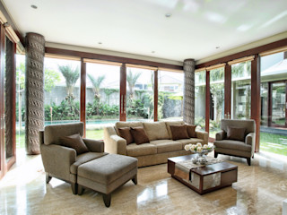 CITRUS GARDEN PT Graha Vilato Kreasindo Living roomSofas & armchairs