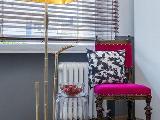 DoMilimetra Ausgefallene Wohnzimmer Pink