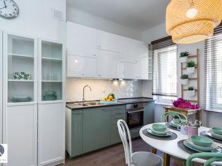 DoMilimetra Ausgefallene Küchen Grün