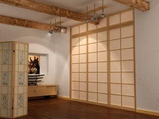 cinius s.r.l. Walls & flooringWall & floor coverings Solid Wood