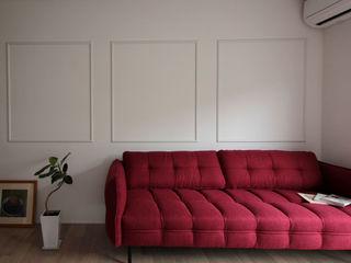 notogawa house renovation ALTS DESIGN OFFICE 地中海デザインの リビング