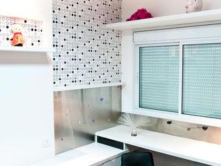 Cristina Reyes Design de Interiores Study/officeDesks