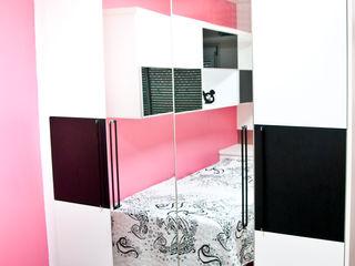 Cristina Reyes Design de Interiores Study/officeCupboards & shelving