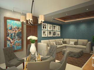 Interiorisarte Living roomAccessories & decoration Glass Grey