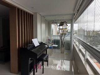 Cristina Reyes Design de Interiores Balconies, verandas & terraces Furniture