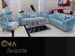 comaart.furniture Living roomSofas & armchairs Turquoise