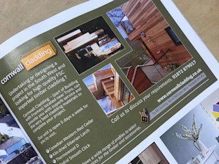 Cornwall Living Issue 81 Winter Edition 2019 Building With Frames Wooden houses Wood