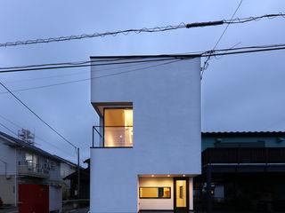 仙台のハコノオウチ 石川淳建築設計事務所 一戸建て住宅 白色