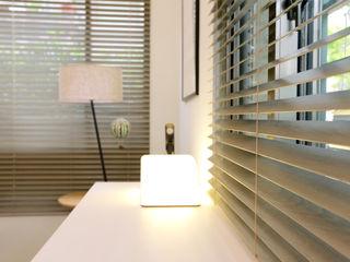 幸福感激升!使用木質系窗簾創造北歐風客廳-實木百葉簾 MSBT 幔室布緹 客廳配件與裝飾品 實木 Green